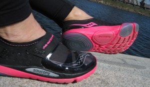 Saucony Hattori Top & Bottom Day1